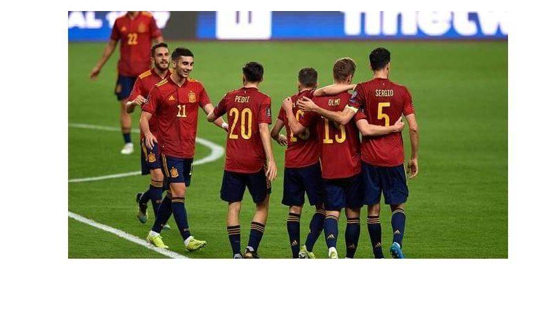 تردد القنوات المفتوحة الناقلة لمباراة إسبانيا والسويد اليوم 14 يونيو 2021 في بطولة كأس أمم أوروبا يورو 2020