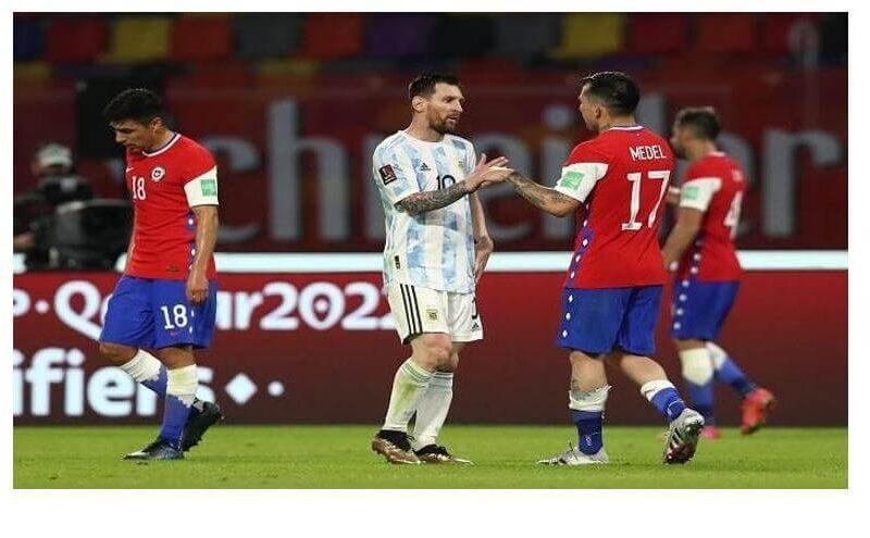 موعد مباراة الأرجنتين وتشيلي القادمة في بطولة كوبا أمريكا 2021