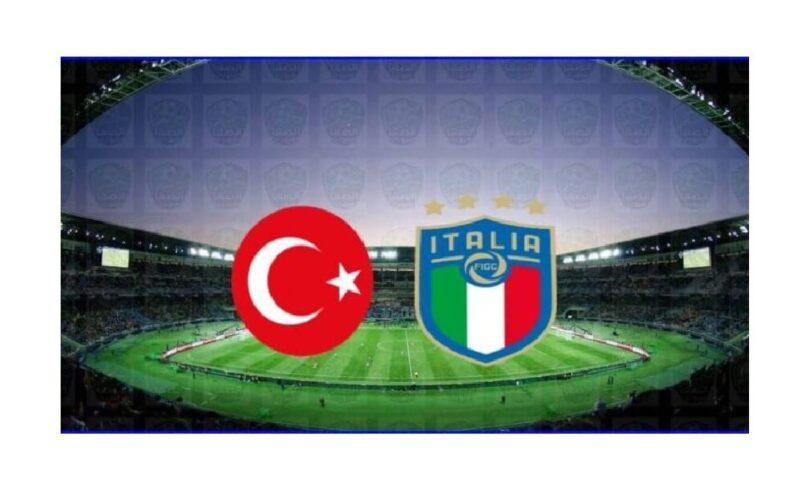 تعرف الان موعد مباراة ايطاليا وتركيا ببطولة اليورو 2021 و القنوات الناقلة