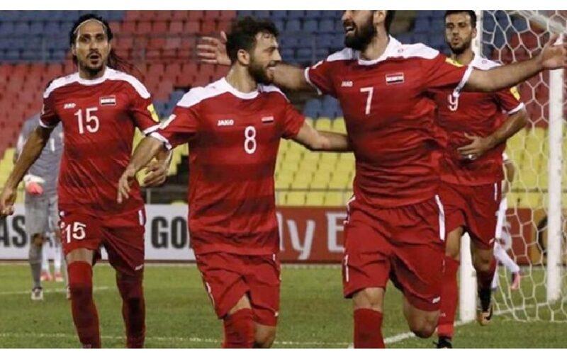 تعرف على موعد مباراة سوريا وغوام القادمة والقنوات الناقلة في تصفيات كأس العالم 2021