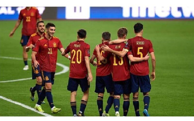 تعرف علي القنوات المفتوحة الناقلة لمباراة إسبانيا والسويد اليوم 14 يونيو 2021 في بطولة كأس أمم أوروبا يورو 2021