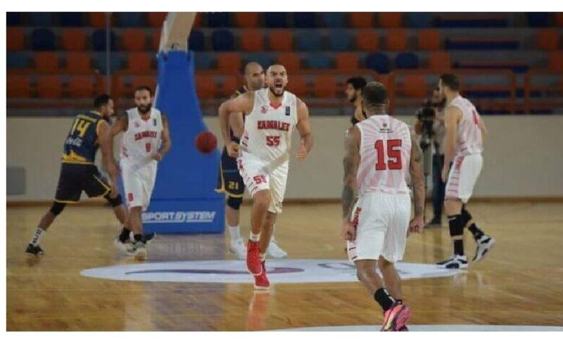 عاااااااااجل نتيجة مباراة الزمالك والجزيرة في السلة مباراة نصف النهائى لبطولة السوبر 2021