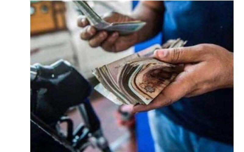 أسعار البنزين بمصر